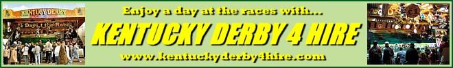 Kentucky Derby 4 Hire